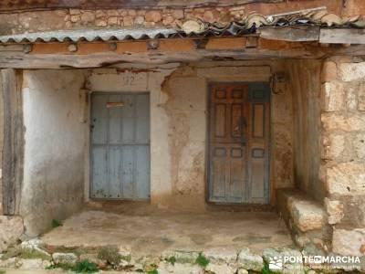 Enebral, Ermita Hornuez–Villa Maderuelo; rutas de senderismo por madrid; sitios a visitar en madri